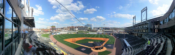 Barons panoramic view